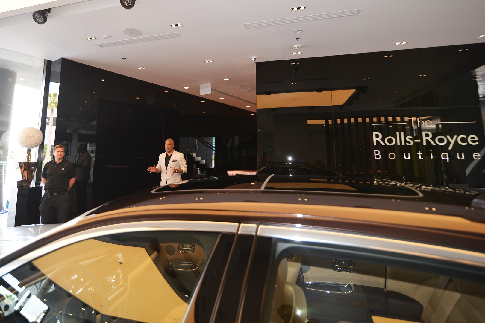 Serenia Residences The Palm - Rolls Royce