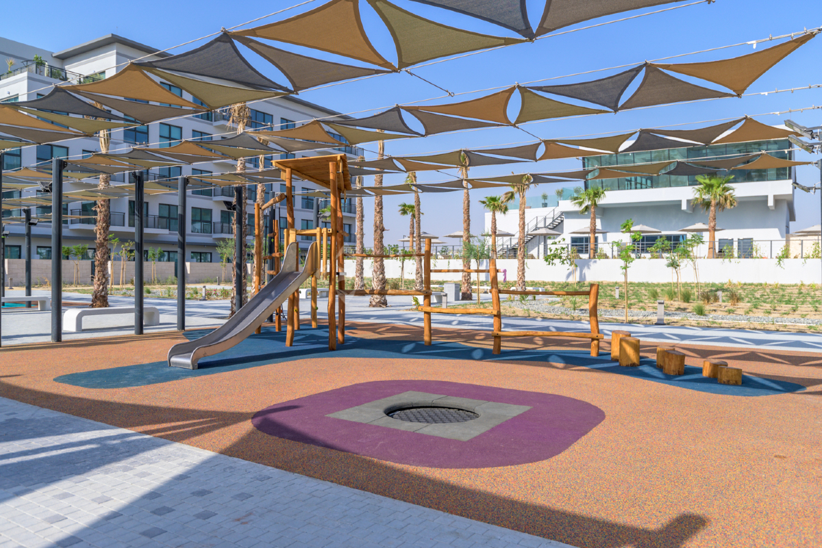 Olivara kids play area
